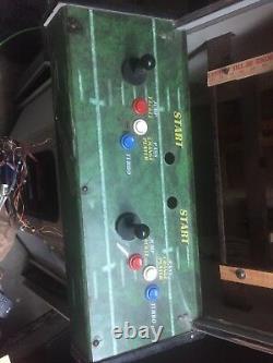 Virtua Fighter Arcade Video Game Control Panel