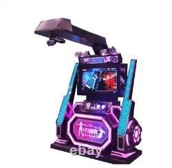 Virtual Reality Dancing Simulator 9D VR 360 degree Boxing Arcade Game SEE VIDEO