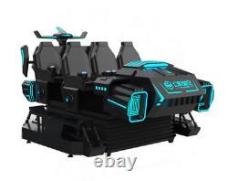 Virtual Reality Dark Mars Ride 9D Simulator 360 degree VR Arcade Game SEE VIDEO