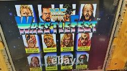 WWF Wrestlefest 4 Player Video Arcade Game Jamma PCB, Atlanta (Working) #301