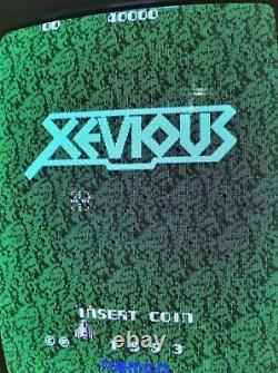 Xevious Namco Jamma Arcade Circuit Board PCB Copy Video Game ATARI